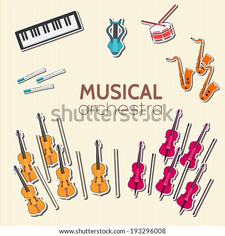 an analysis of musical instruments