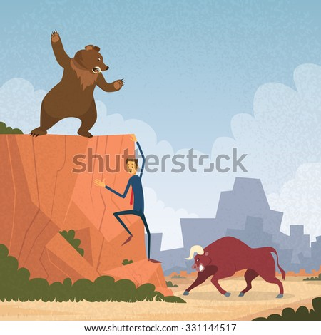 Trader Bull Stock Images Royalty Free Images Amp Vectors