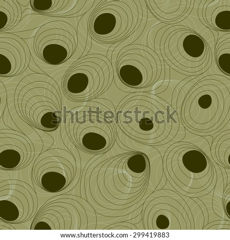 Stock Vector Illustration: Ornamental seamless pattern. Vector abstract background.