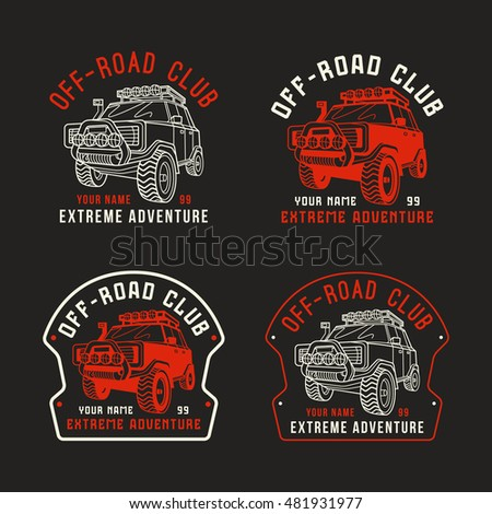Car Sticker Design Stock Images RoyaltyFree Images Vectors - Truck decal graphicstruck and vehicle decal graphic design stock vector image