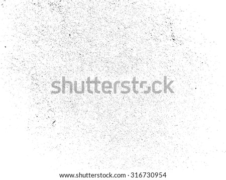 Stone Dust Overlay Distress Grunge Dirty Grain Vector Surface Texture , Simply Place Texture over any Object to Create Distressed Effect . - stock vector