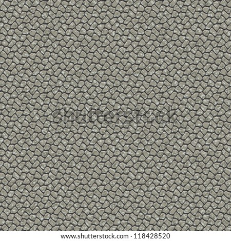 Stone tiles texture. Seamless pattern. Vector. - stock vector