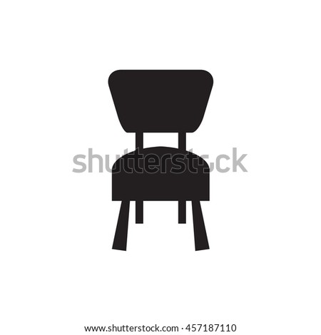 Stool Icon Vector. Stool Icon JPEG. Stool Icon Object. Stool Icon Picture.