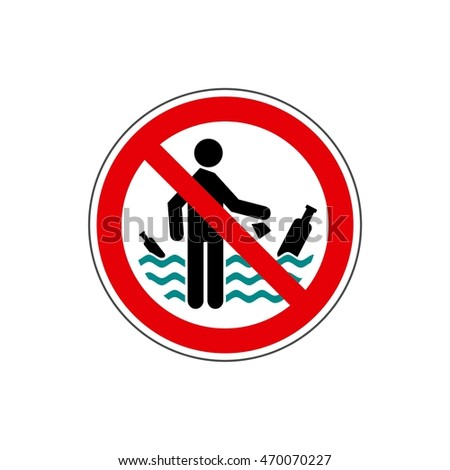 throwing a garbage in the water Environmental problem issues of garbage in the philippines by: others don't throw in proper trash bins these can cause poison and toxic in the ocean and you may see these trashes in some body of water like the manila bay.