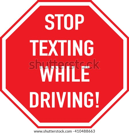Stop Text and Drive