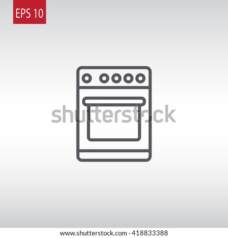 Stove icon. Stove icon Vector. Stove icon Art. Stove icon eps. Stove icon Image. Stove icon logo. Stove icon Sign. Stove icon Flat. Stove icon design. Stove icon app. Stove icon UI. icon Stove web - stock vector