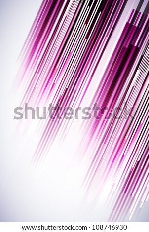 Straight lines background - stock vector