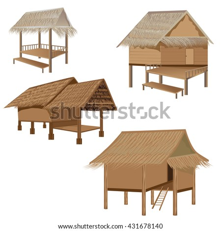 Hut Stock Images Royalty Free Images Amp Vectors Shutterstock