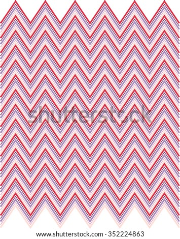 strip weave ornament variegated background