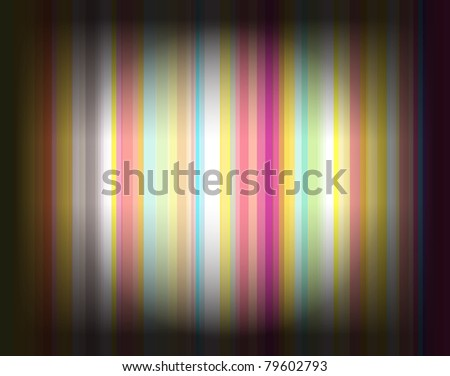Striped background for your design