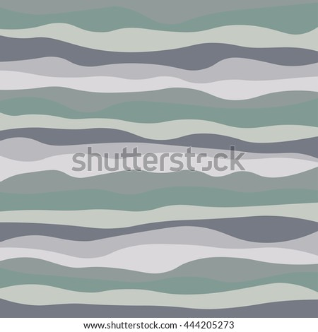 striped background. line. wave. summer, army. hand Row. drawing. vector illustration.