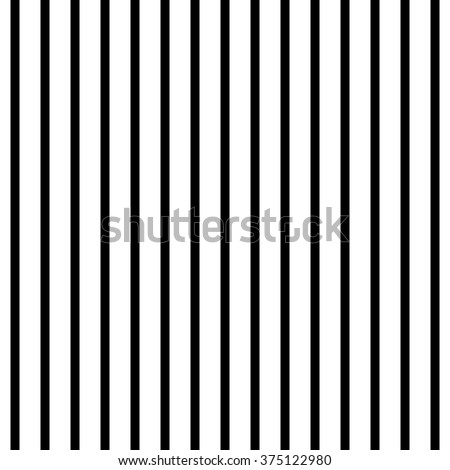 Striped pattern. Seamless black and white texture