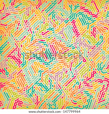 Striped Seamless Pattern. Vector illustration. - stock vector