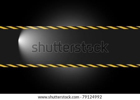 Stripes technical background - stock vector