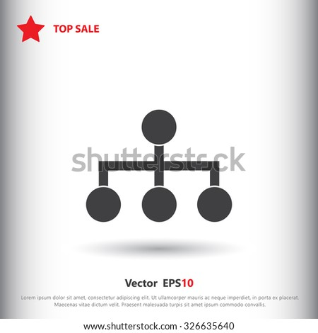 Structure icon, Structure icon eps10, Structure icon vector, Structure icon eps, Structure icon jpg, Structure icon picture, Structure icon flat, Structure icon app, Structure icon web, Structure icon - stock vector