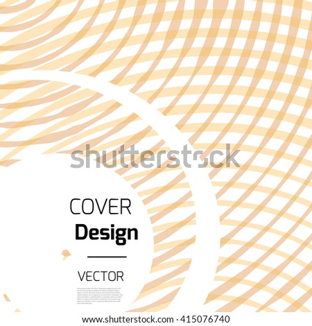 Stylish colorful background with colorful spiral lines. Abstract background texture with geometrical shapes. Abstract background for apps, presentations or corporate use. - stock vector