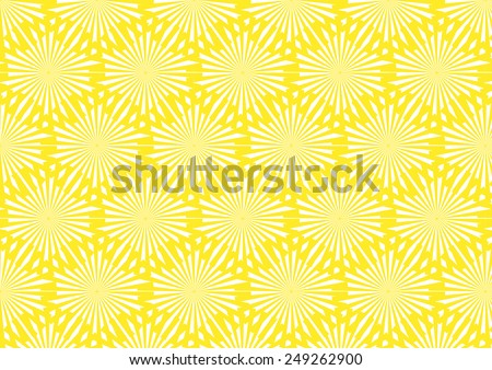 Stylish geometric pattern.  Seamless pattern. Can be used for textiles, accessories; decorative paper, stationery,  wrapping etc. Swatch for seamless pattern included. - stock vector