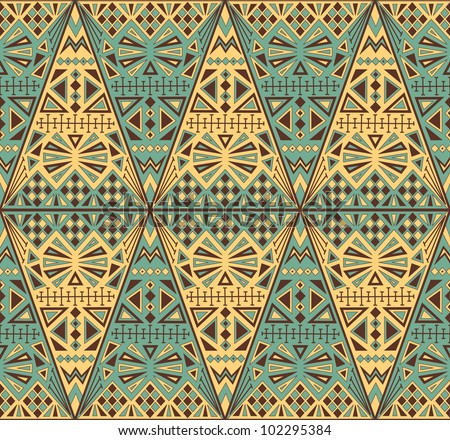 Stylish Wallpaper In Abstract Style - stock vector