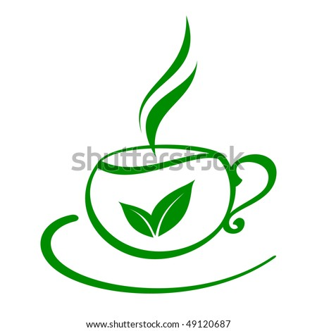 Green Tea Cup Stock Vectors, Images & Vector Art | Shutterstock