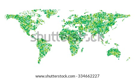 World map vector stylized stock images royalty free images stylized image of world map vector illustration sciox Image collections