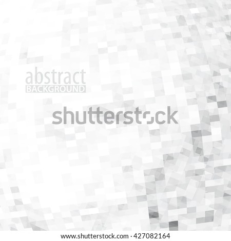 Subtle background. Grayscale pattern. Subtle black-and-white background. Abstract bw background. Abstract chaotic vector graphic pattern