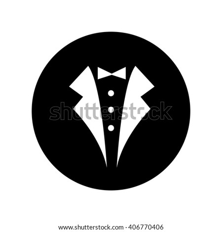 Suit icon stock vector 406770406 shutterstock suit icon publicscrutiny Gallery