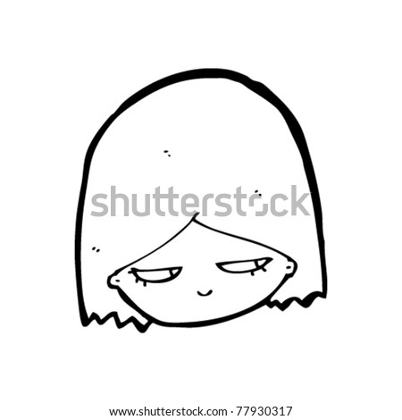 Stock Images similar to ID 102860855 - cartoon sullen ...
