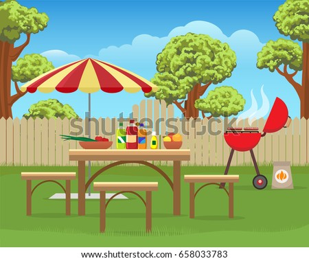Backyard Stock Images Royalty Free Images Amp Vectors
