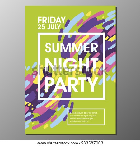 simple flyer backgrounds
