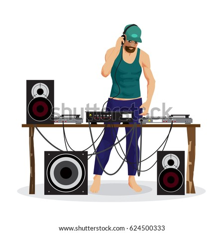 Speaker Cartoons Stock Images, Royalty-Free Images ...