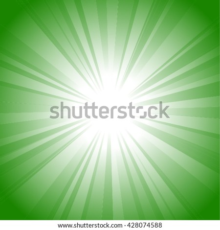 Sun / radiation vector background