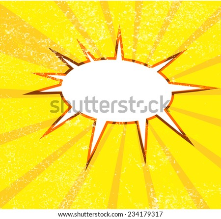 sun ray background