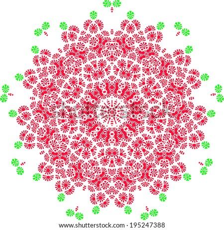 starburst wallpaper teal