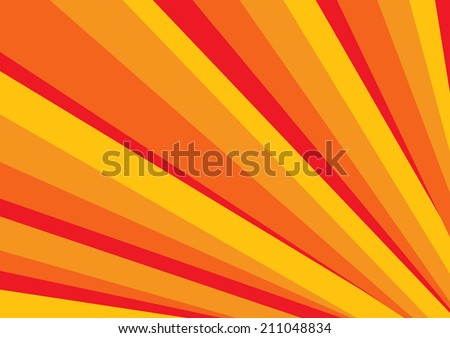 Sunshine - stock vector