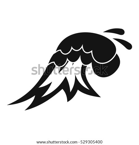 Frog Logo Vector Stock Vector 276331817 - Shutterstock