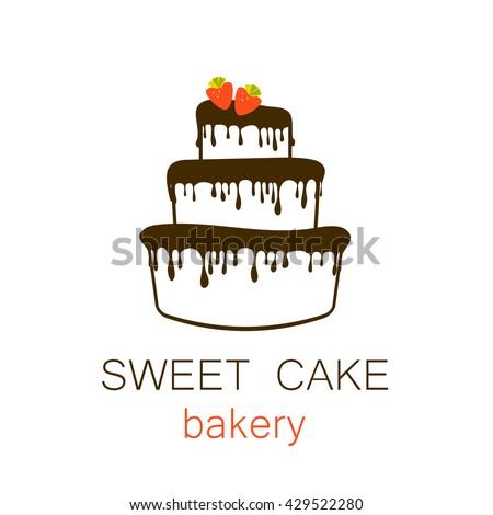 Cake Artist Logo : Confectionery Logo Stock Vectors & Vector Clip Art ...