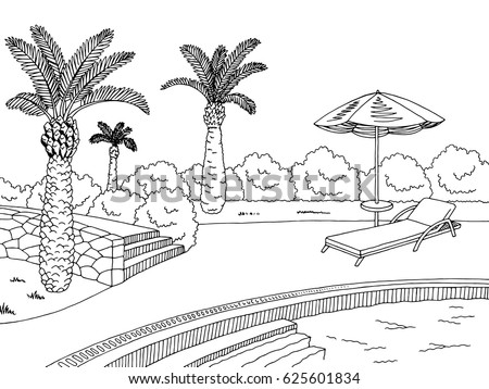Aluna1 39 s portfolio on shutterstock How to draw swimming pool water