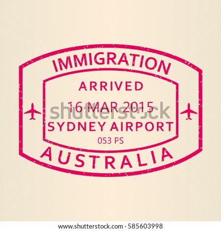 how to make australian passport