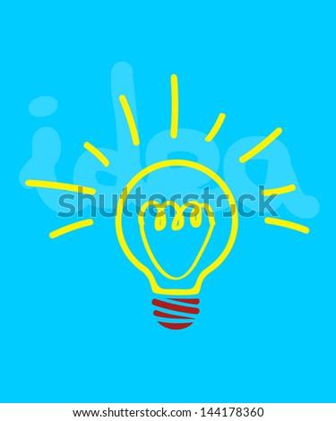 Symbol ideas - stock vector