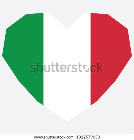 Symbol Love His Country Icon Independence Stock Photo Photo Vector