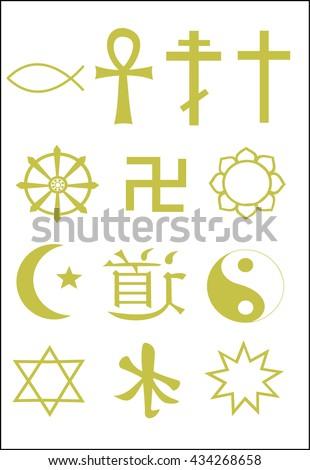 Compare World Religions Chart --Judaism, Christianity, Islam, Hinduism, Buddhism