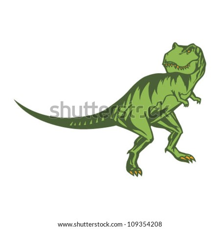 Stunning t rex vector pictures