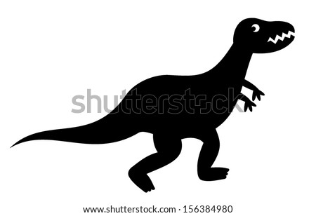 T-Rex - stock vector