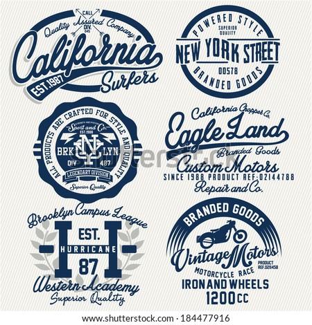 Tshirt Graphics Stock Vector 184477916 - Shutterstock