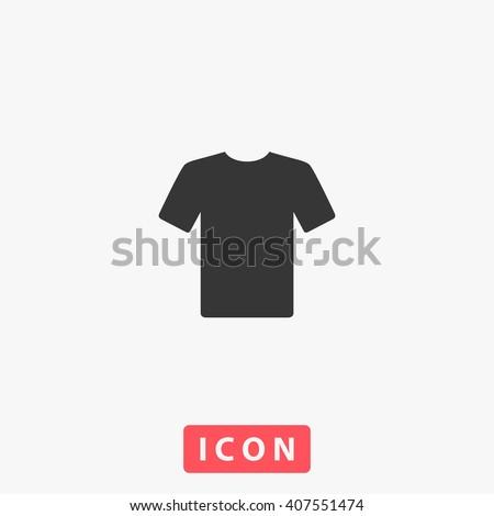 t-shirt Icon, t-shirt Icon Vector, t-shirt Icon Art, t-shirt Icon eps, t-shirt Icon Image, t-shirt Icon logo, t-shirt Icon Sign, t-shirt icon Flat, t-shirt Icon design, t-shirt icon app - stock vector