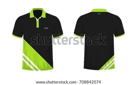Polo T-shirt Back Stock Images, Royalty-Free Images & Vectors ...