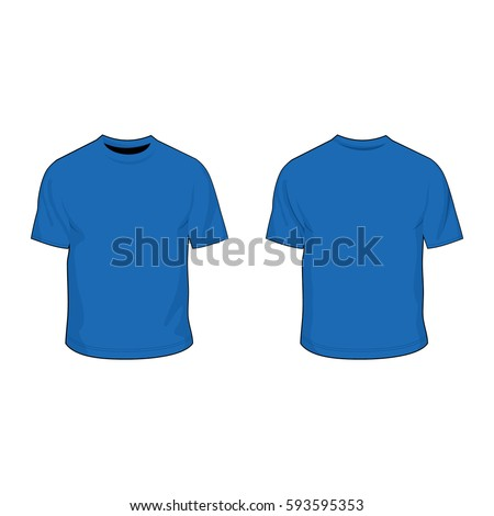 royal blue shirt front and back wwwpixsharkcom