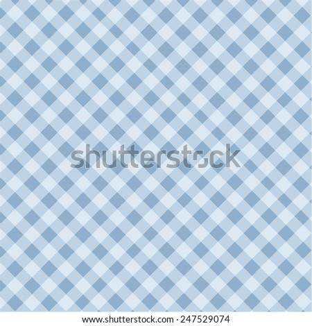 Tablecloth seamless background. Vector. - stock vector
