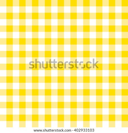 Great Tablecloth Yellow