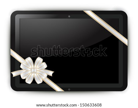 Tablet - stock vector